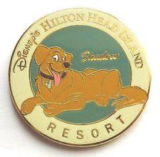Disney Pin Badge Hilton Head Island Resort - Shadow
