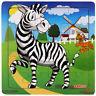 20Pcs Wooden Puzzle Toys Children éducation Learning des gamins Toys Puzzles
