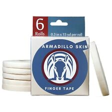 Armadillo Skin Finger Tape, Strong Cotton Athletic Tape for Grappling, Brazil.