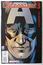 The Ultimates #3 (May 2002, Marvel) (C4864) 1st App Betty Ross (New She-Hulk)
