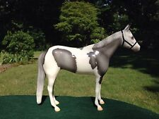 Glossy Dixie Only 24 Made for Big Easy Bash Breyer Race Horse Dapple Gray Paint