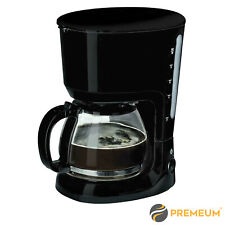 Status ST-125 Springfield  Filter Coffee Machine 10 cups Black 750 W