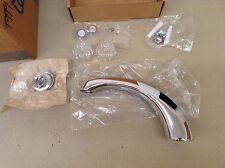 MOEN Chateau chrome two-handle low arc roman tub DECK faucet CHROME T999