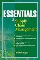 Essentials of Supply Chain Management [ Michael Hugos ] Used - Good