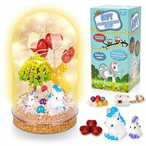 Toys for 6 7 8 9 Year Old Girls, Night Light Gifts for Kids Age 5-10 Art and