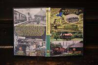 RUTLAND RAILROAD Corkscrew Chatham Vermont New York Shaughnessy DVD