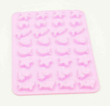 32 Cavity Silicone Sea Life Mould Tray Ice Soap Chocolate Gummy Cake Fish Ocean
