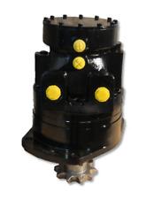 Case 450 2-Spd Split Pump Configuration Hydraulic Final Drive Motor - Reman
