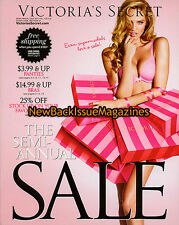 Victoria's Secret Semi Annual Sale 6/11,Candice Swanepoel,June 2011,NEW