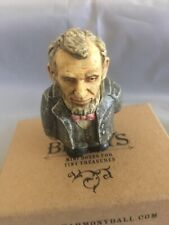 Harmony Kingdom Pot Belly Historicals Abraham Lincoln New In Box