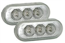 REPETIDORES LATERAL LED CROMO VW POLO TIPO 6N2 10/1999-10/2001