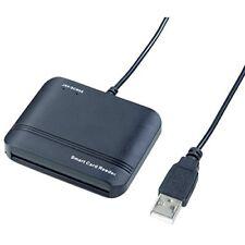 Hama 54834 Lettore USB per Smartcard Nero (w9r)
