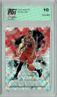 Dennis Smith Jr. 2018 Panini SP #54 Lasers, Only 50 Made Rookie Card PGI 10