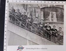 Photo LES COMPAGNONS DE LA CHANSON/tirage original/presse/argentique/année 70/