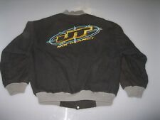 VINTAGE JT RACING USA MX PLANET BASEBALL JACKET XL vintage evo motocross moto-x