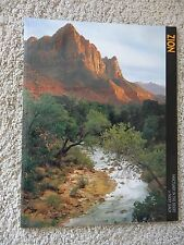 Zion National Park : Sanctuary in the Desert by Nicky Leach (2001, Paperback)