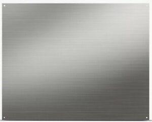 Stainless Steel Backsplash for Kitchen  24 x 30