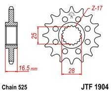 JT PIGNON 16 dents convient à KTM LC8 RC8 950 990 1050 1090 1190 1290 à partir