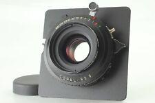 【Near Mint】Schneider Apo Symmar 100mm F5.6 MC Large 4x5 Lens from Japan #192