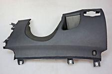 BMW 1 SERIES E87 Drivers Lower Dash Trim Panel Bottom Black 7124667