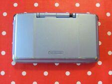 Defekt für Bastler Nintendo DS blau - Scharnier gebrochen, nicht getestet