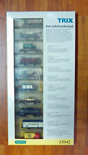 """Trix 15042, """"Das Jahrhundertset"""" mit 10 Wagen, N, NEU&OVP"""