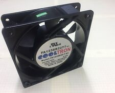 x 4 CoolTron Pico Fan, Model: FA1238B22-7-61 AC220-240V