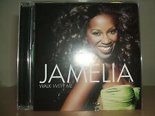 JAMELIA - Walk With Me CD NEW 2006 Parlophone 0946  373552 2 0