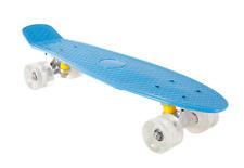 New 2020 22'' Led Skateboard Complete Outdoor Street Long Board Kids Penny Style