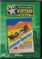 DVD LA CHEVAUCHEE FANTASTIQUE LES PLUS GRANDS WESTERNS JOHN WAYNE SOUS BLISTER