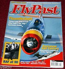 Flypast 2008 April Buccaneer,P-47