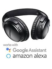 BOSE QuietComfort II 2 QC35 Wireless Noise Cancelling Headphones Black 1 YR WARR