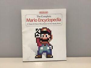 The Complete Mario Encyclopedia From Official Nintendo Magazine