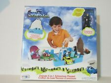 New Rare Sealed The Smurfs Escape From Gargamel Deluxe 2-in-1 Adventure Playset