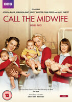 Call the Midwife: Series 2 DVD (2013) Jessica Raine cert 12 3 discs ***NEW***