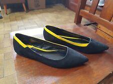 Zara Pointy Flats size 39/40