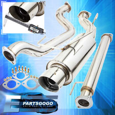 For 2002-2006 Nissan Sentra SE-R Spec V Jdm Performance Catback Exhaust System