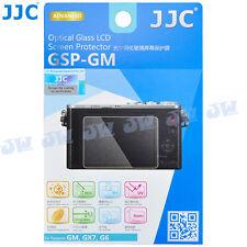 JJC Optical Tempered Glass LCD Screen Protector for Panasonic GF9 GM GX7 G6 GF7