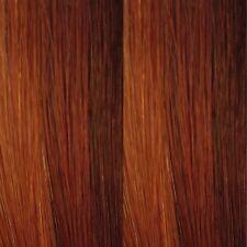Short Straight wig w/ Flips in Salt & Pepper, Blonde, Auburn, Black, Brown, Grey
