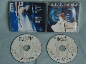 Mylene Farmer - Mylenium Tour - 2 CDs 2000 Made in Germany
