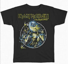 Iron Maiden 'Live After Death' (Black) T-Shirt - NEW & OFFICIAL!