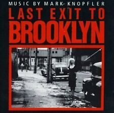 Mark Knopfler Last exit to Brooklyn (soundtrack, 1989) [CD]