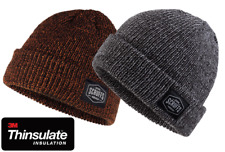 Scruffs Vintage Beanie Hat Knitted Mens Winter Thermal Thinsulate Lined