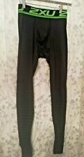 2XU Power Recovery Compression Tights Mens Size Medium