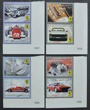 St. Vincent 2010 Ferrari Autos Motorsport Cars 6734-6741 Postfrisch MNH