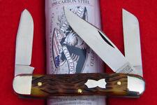 Great Eastern Cutlery #66 Tidioute Calf Roper Knife - Antique Autumn Bone 661317
