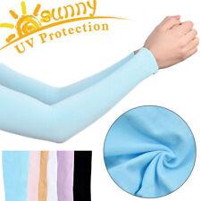 2019 PREMIUM UV Protection Arm Cooling Basketball Sleeves Sport for Men Women US