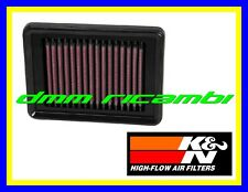 Filtro aria sportivo K&N YAMAHA T-MAX 530 12>13 TMAX 2012 2013 (no KN BMC DNA)
