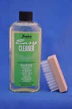 Angelus Easy Cleaner Kit- Leather, Suede, Leather Shoe Sneaker Cleaner w/ Brush