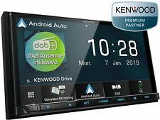 Kenwood DMX8019 DABS USB Bluetooth Wireless CarPlay Android Auto DAB+ WIFI neu